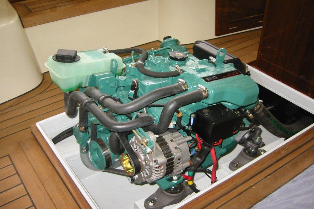 Motor installatie en scheepsbedrading