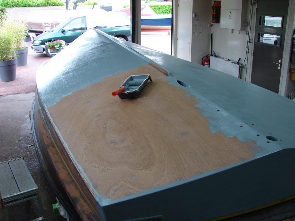 Boot onderhoud en reparaties